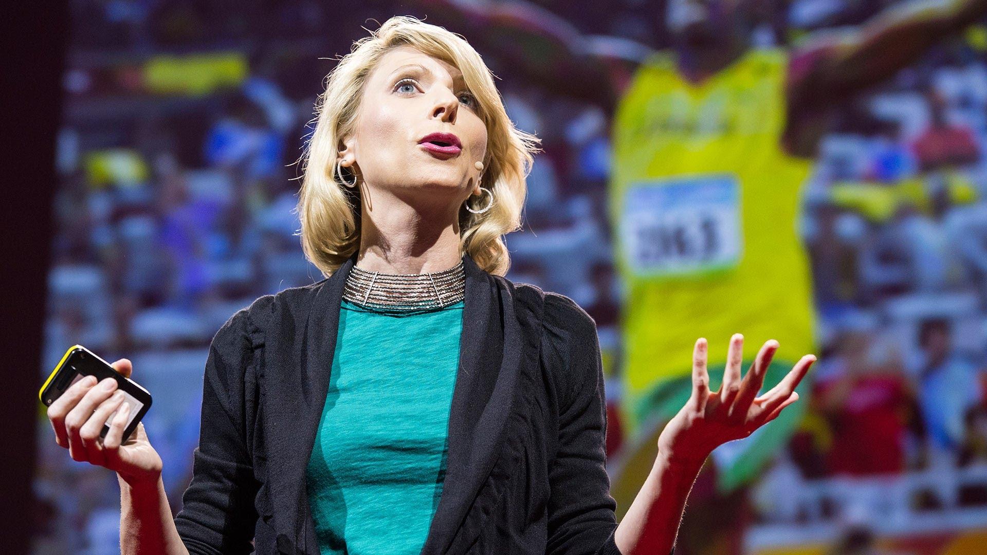 Amy Cuddy:肢體語言決定你是誰