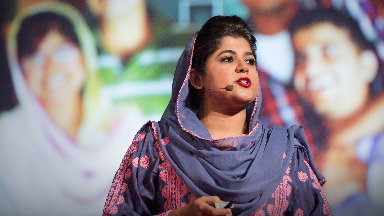 「Khalida Brohi:我如何努力保護女人遠離榮譽謀殺」- How I Work to Protect Women from Honor Killings