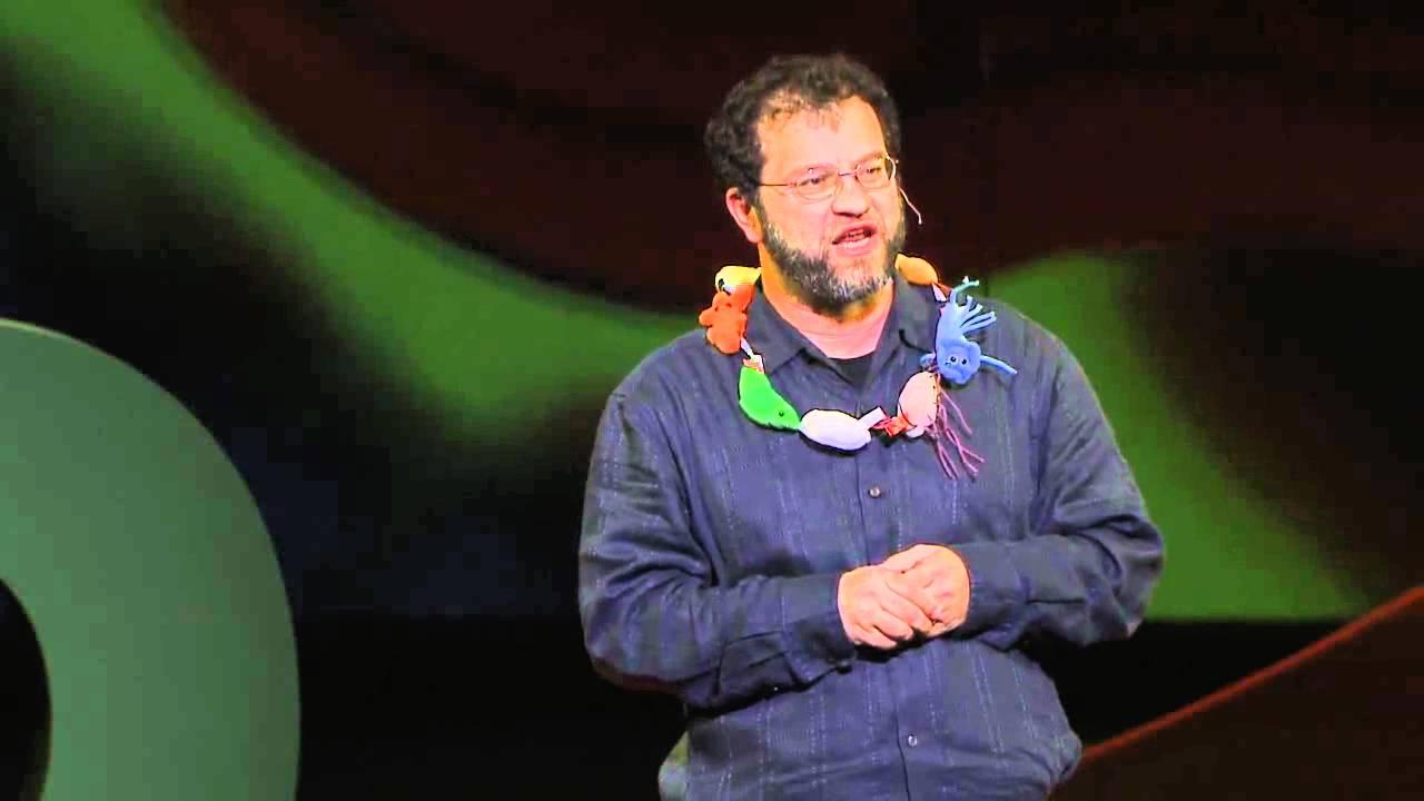 Jonathan Eisen:見見你的微生物