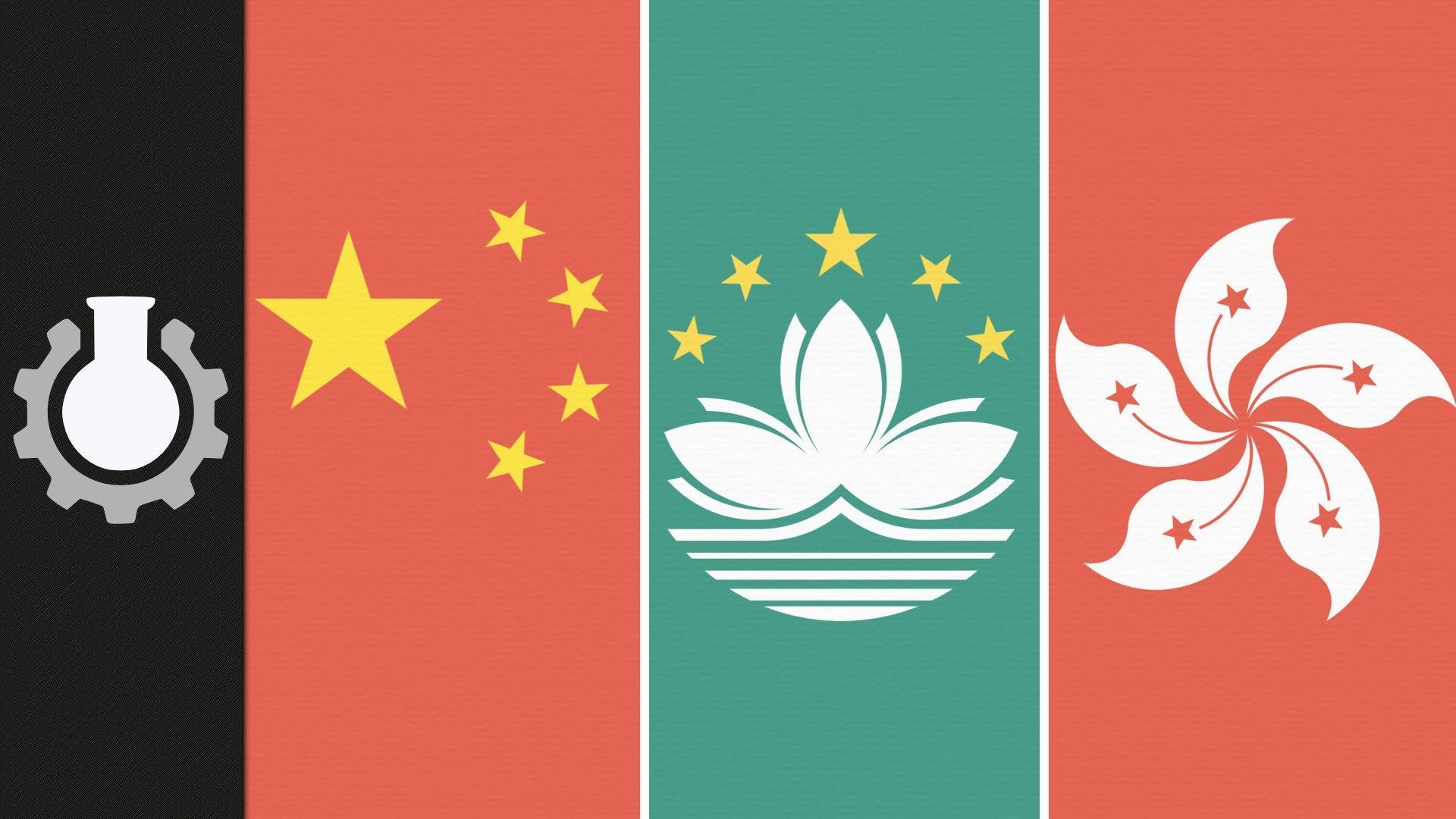 從老外角度看港澳與中國的關係
