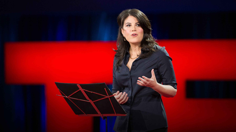 Monica Lewinsky:羞辱的代價