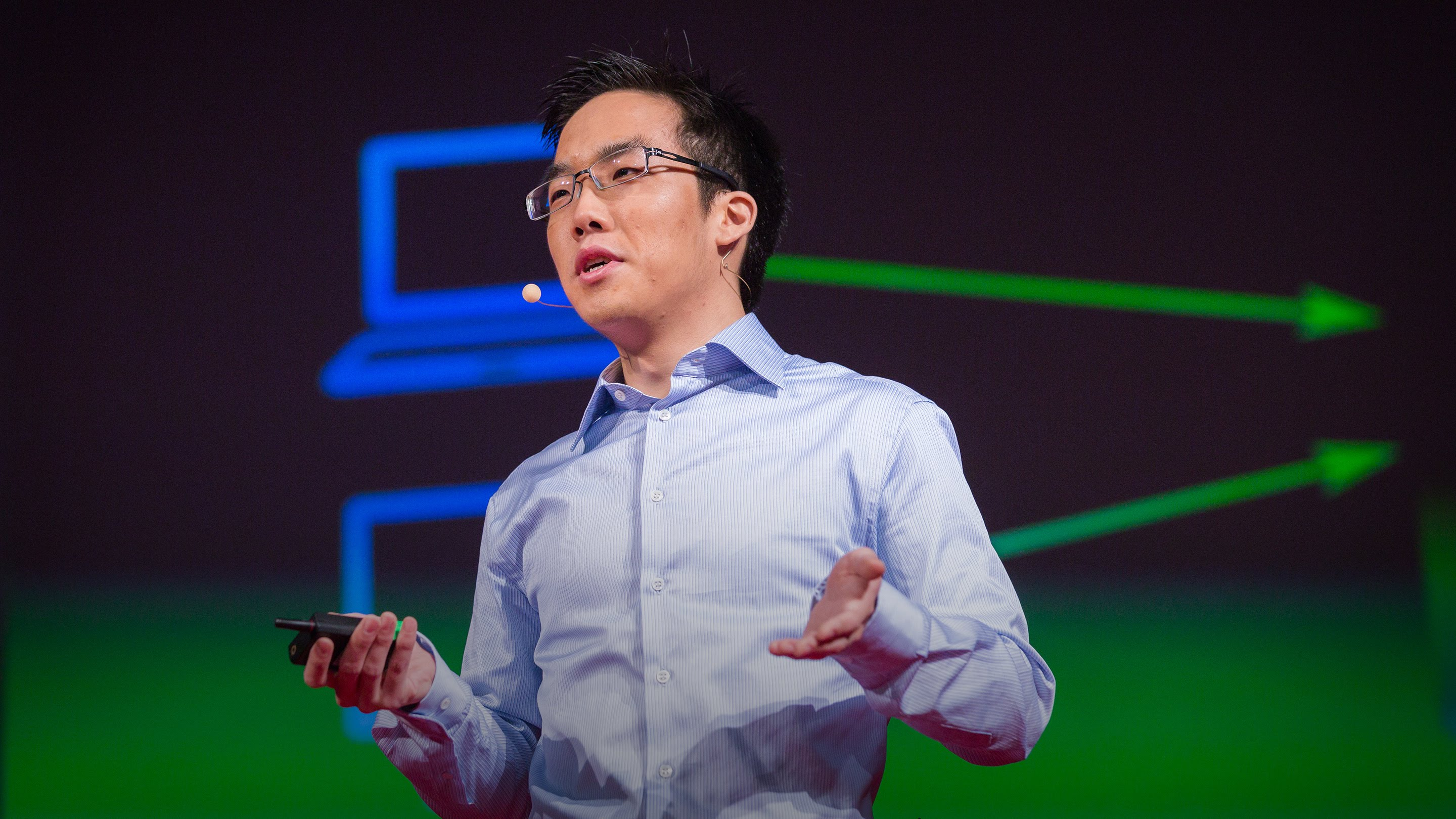 「Andy Yen:你以為你的電子郵件是私密的?好好想想吧」- Think Your Email's Private? Think Again