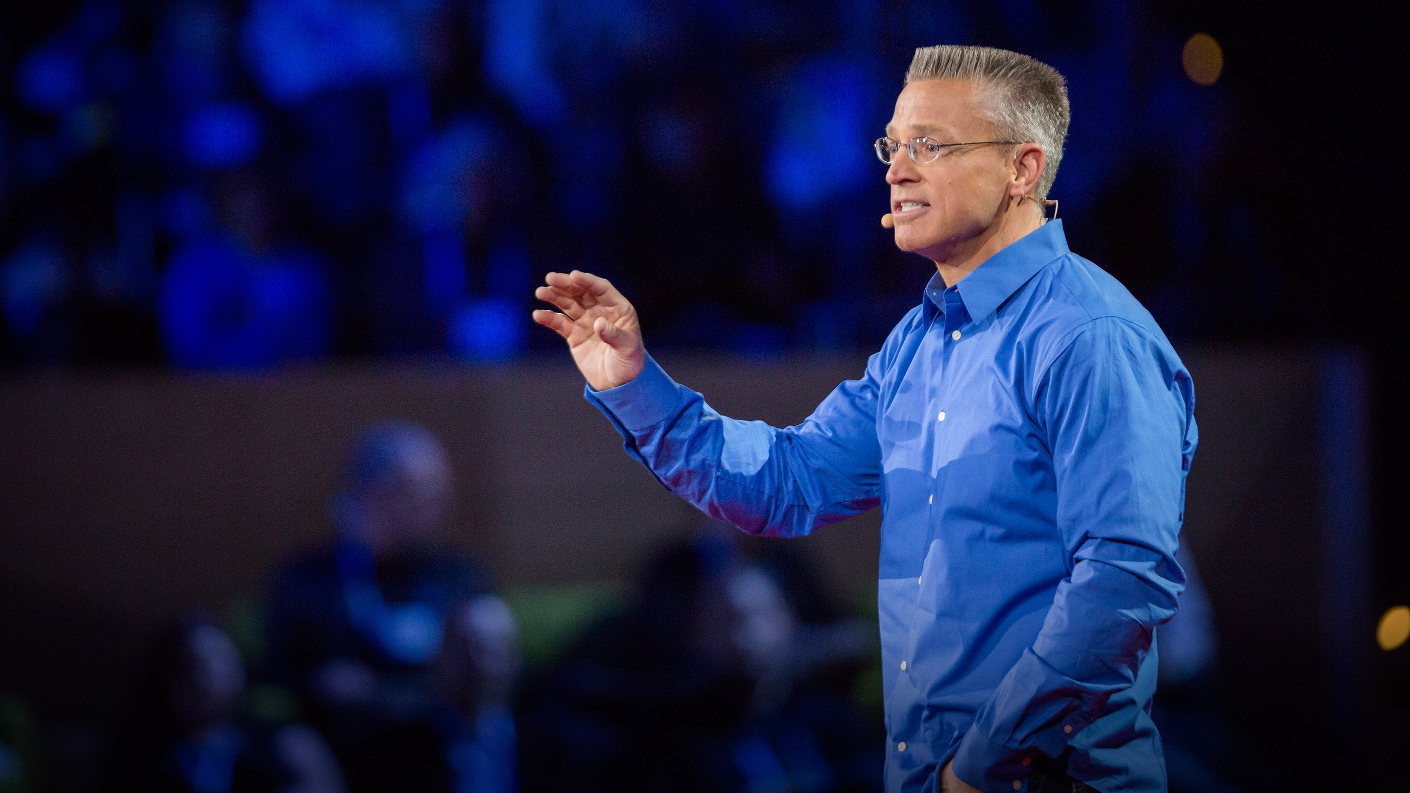 「Gary Haugen:貧窮的背後成因,全世界必須一起解決」- The Hidden Reason for Poverty the World Needs to Address Now