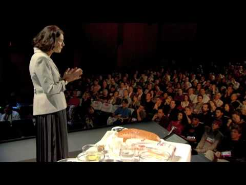 「Louise Fresco:餵飽全世界」- We Need to Feed the Whole World