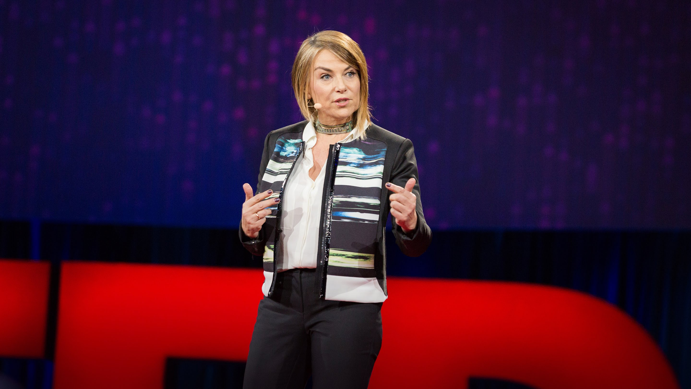 「Esther Perel:出軌這件事... 獻給所有愛過的人」- Rethinking Infidelity... A Talk for Anyone Who Has Ever Loved