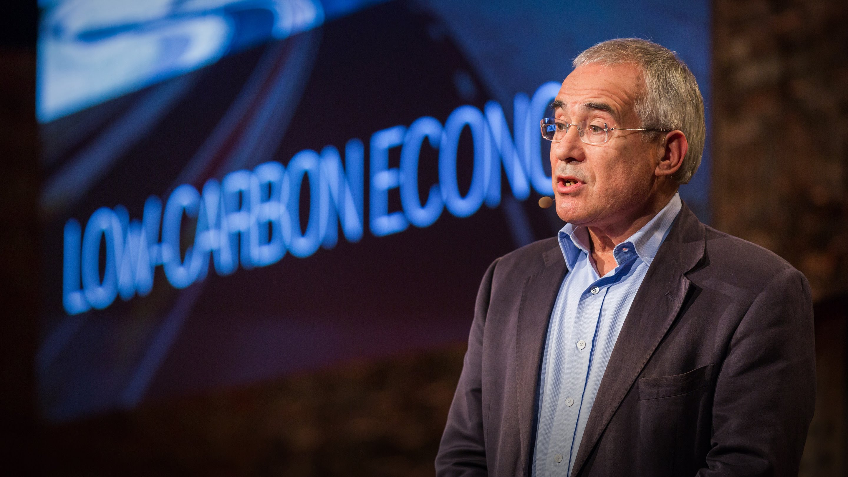「Lord Nicholas Stern:氣候變遷,我們能做什麼?」- The State of the Climate—and What We Might Do about It