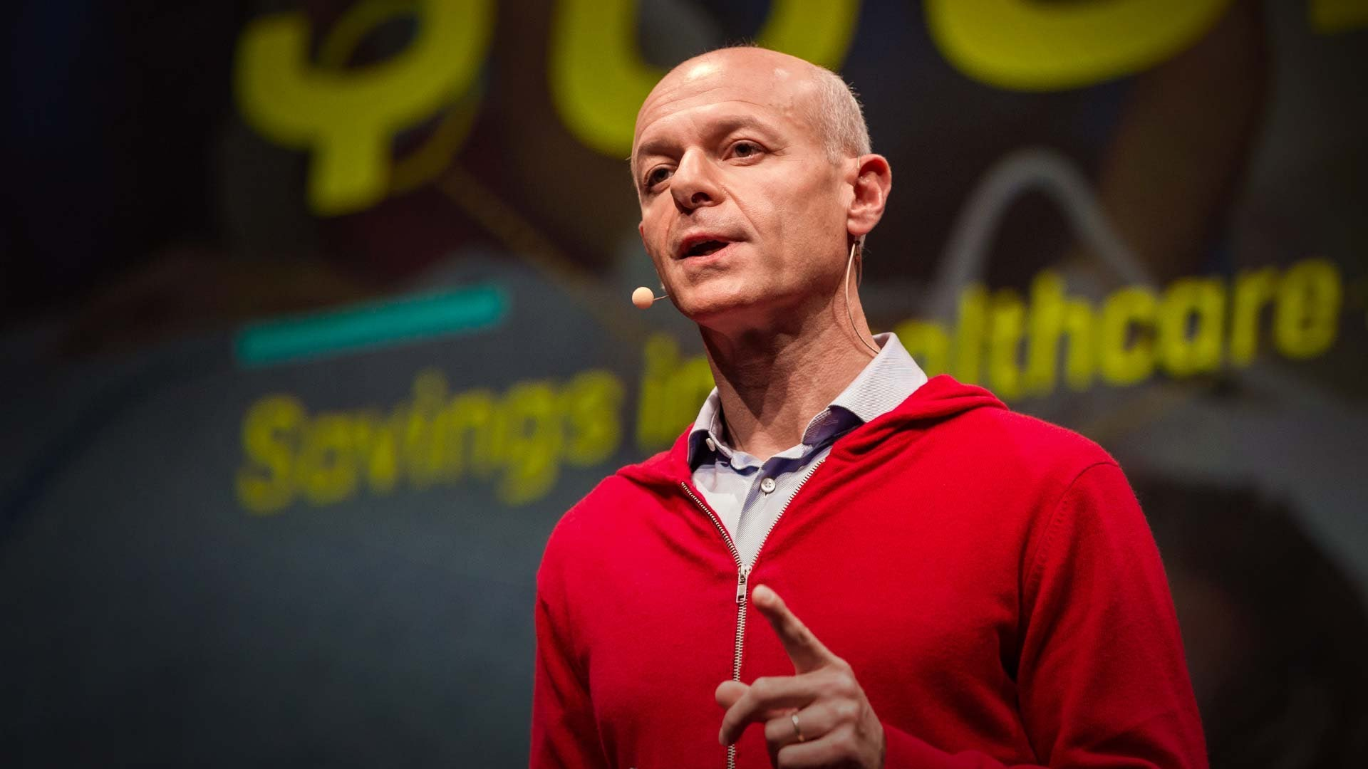 「Marco Annunziata:歡迎來到工業網路時代」- Welcome to the Age of the Industrial Internet