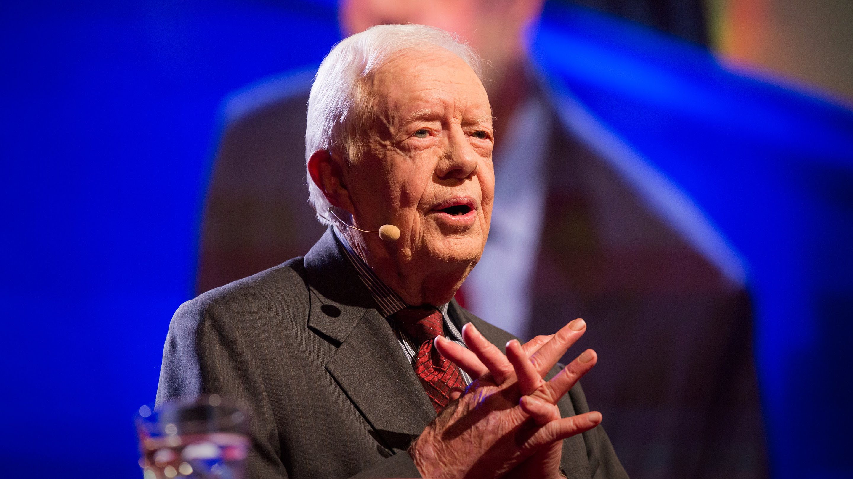 Jimmy Carter:這世界對女性的人權損害