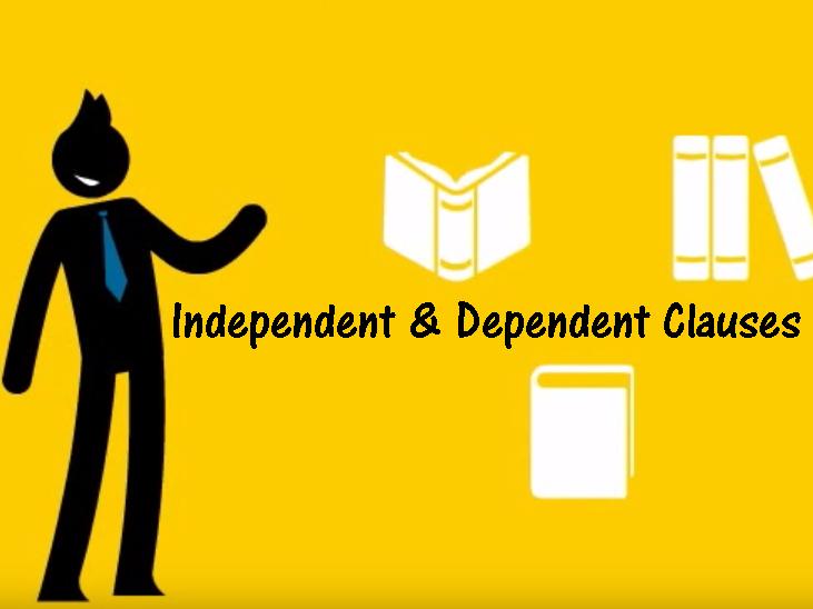 獨立子句、從屬子句,你學會了嗎?