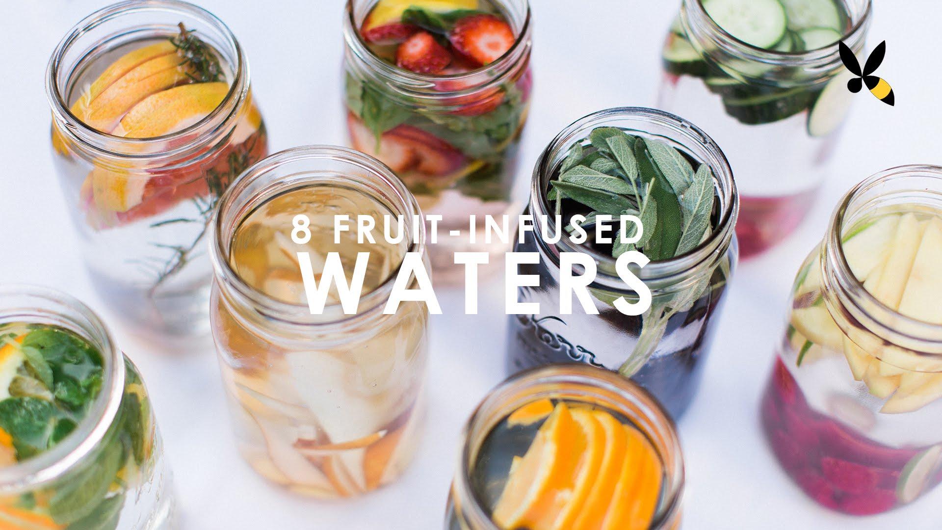 健康一夏!水果風味水