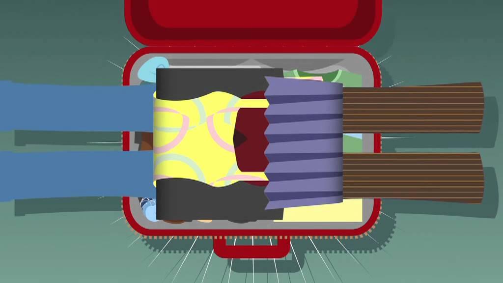 這樣打包,行李箱馬上擁有魔術大空間!