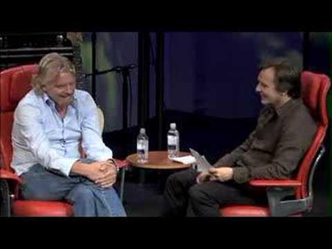 「Richard Branson:三萬呎高空的人生」- Life at 30,000 Feet