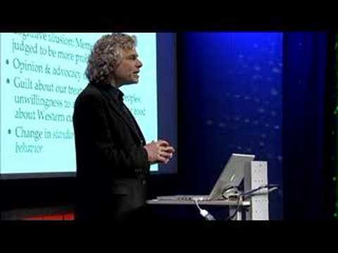 「Steven Pinker:我們活在人類史上最和平的時代」- The surprising decline in violence