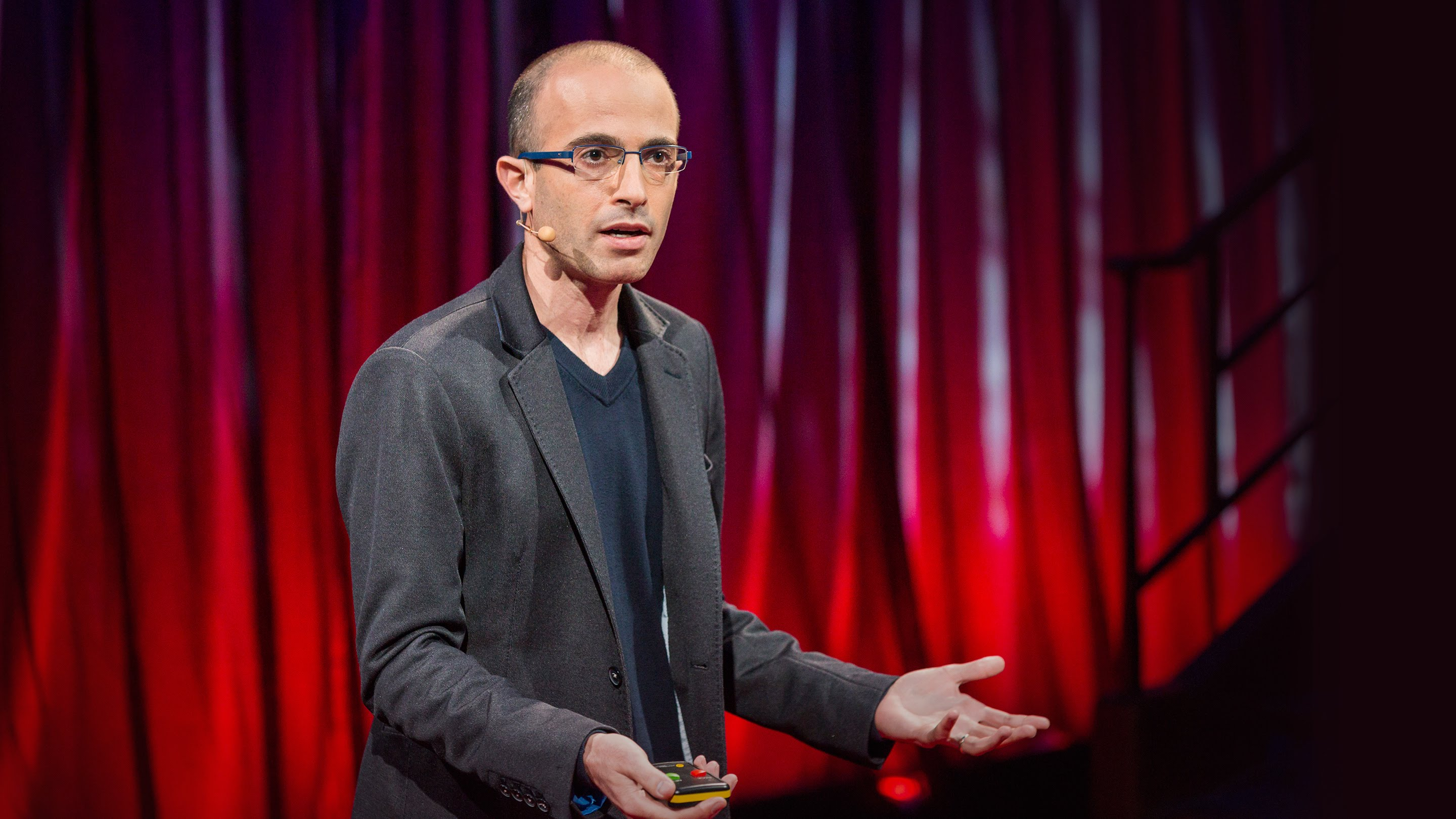 「Yuval Noah Harari:人類崛起的原因」- What Explains the Rise of Humans?