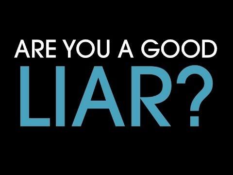 你是說謊高手嗎?小測驗揭發你的黑暗面!