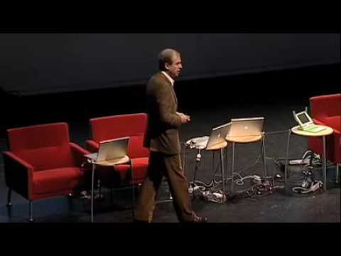「Nicholas Negroponte:一個孩子、一台筆電」- One Laptop per Child