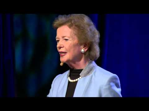 「Mary Robinson:氣候變遷為何對人權是種威脅」- Why Climate Change Is a Threat to Human Rights