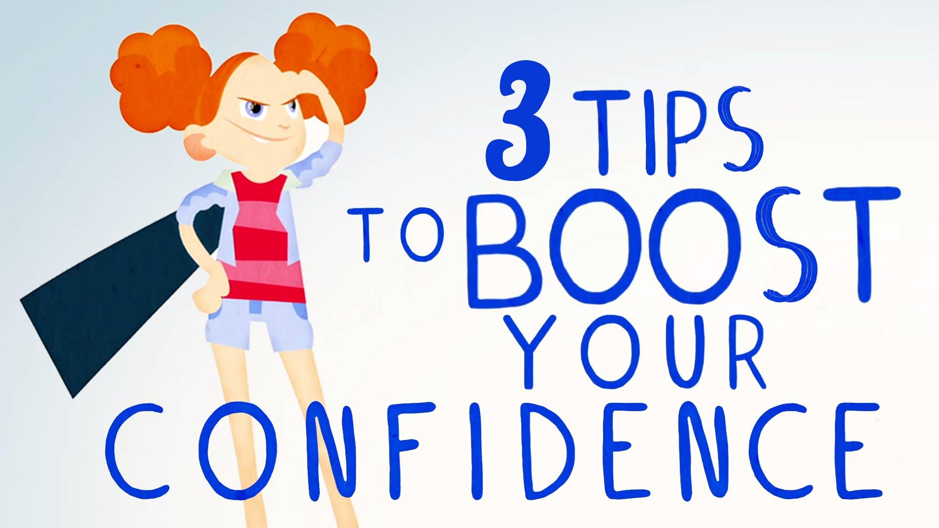 『自信』是邁向成功的關鍵!三招培養你的信心