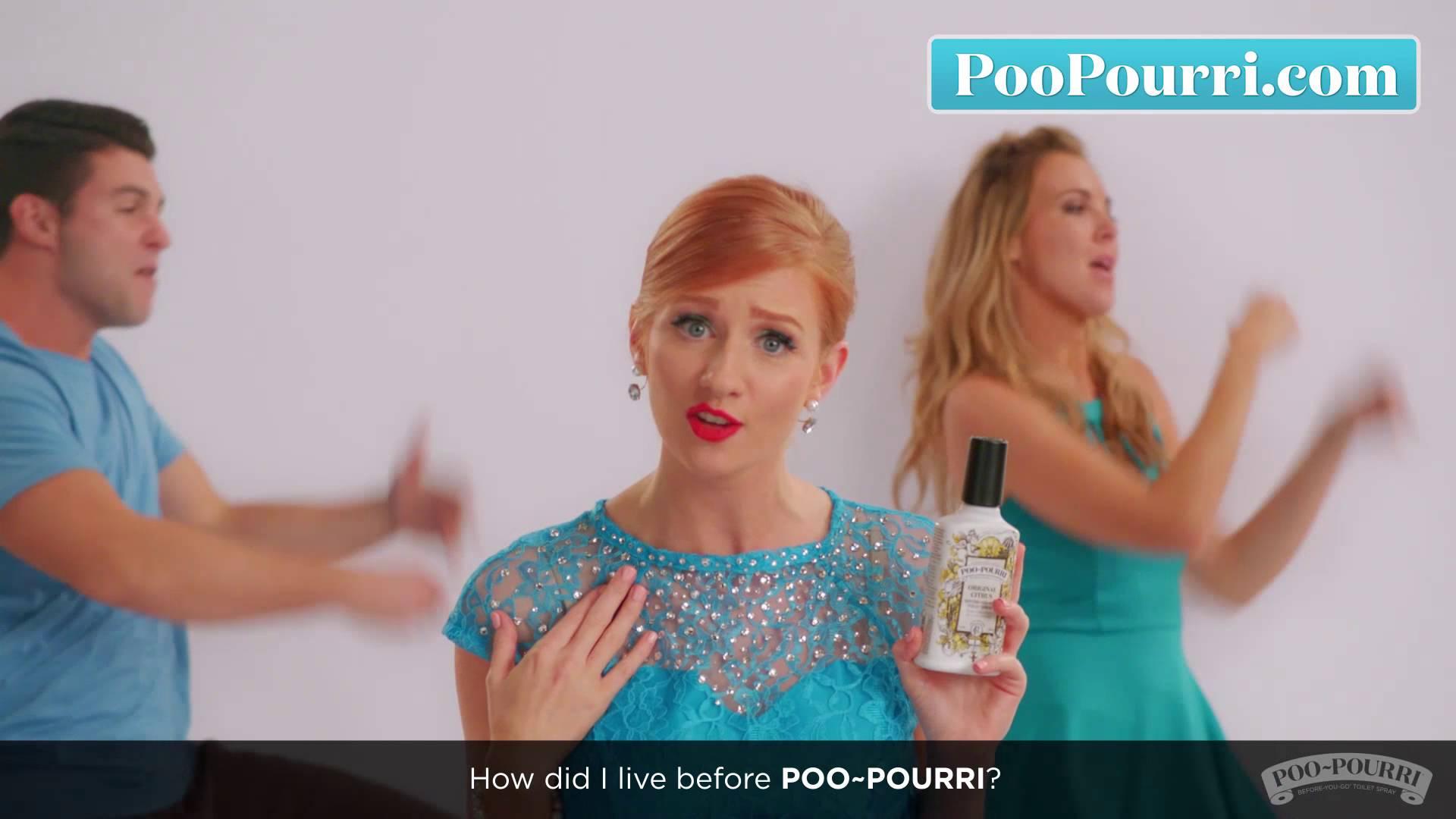 誰說便便一定臭!Poo-Pourri 廣告歌讓人好心動~