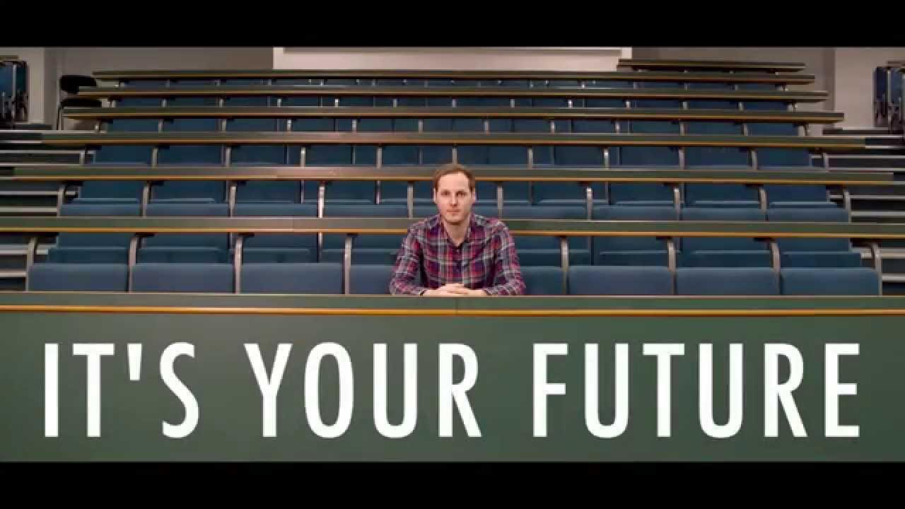用選票發聲吧!這是屬於你的未來