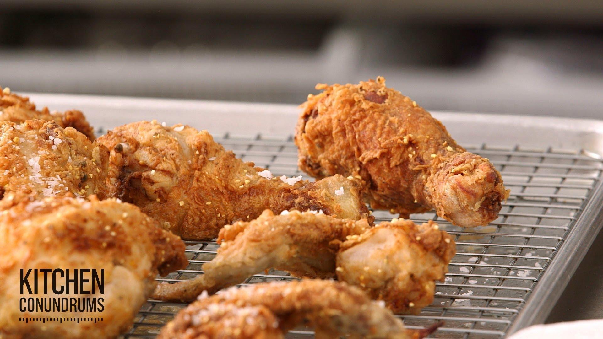 FRIDAY NIGHT!!! 為您送上讓人無法抵抗的炸雞食譜