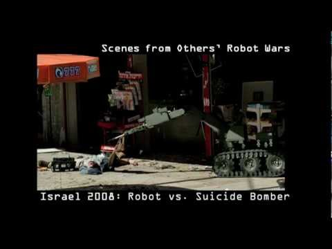 「P.W. Singer:軍事機器人以及戰爭的未來」- Military Robots and the Future of War