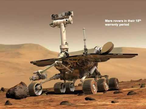 「Charles Elachi:火星探測車故事」- The Story behind the Mars Rovers
