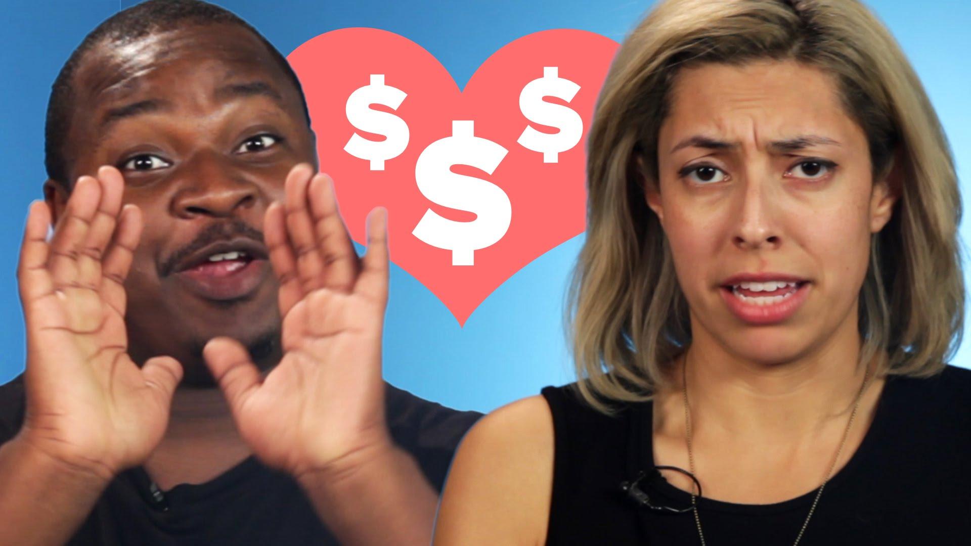 男女糾察隊:第一次約會誰買單?