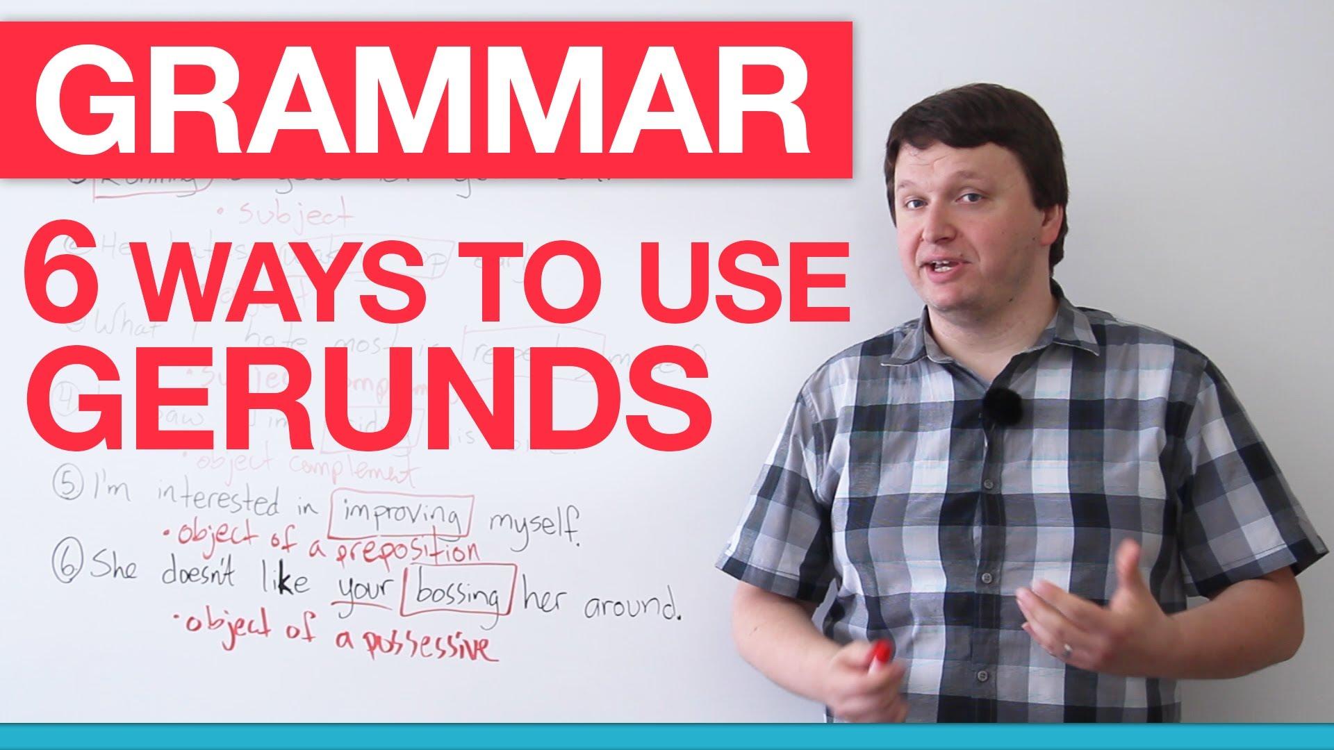 文法好簡單:動名詞這樣用就對了!
