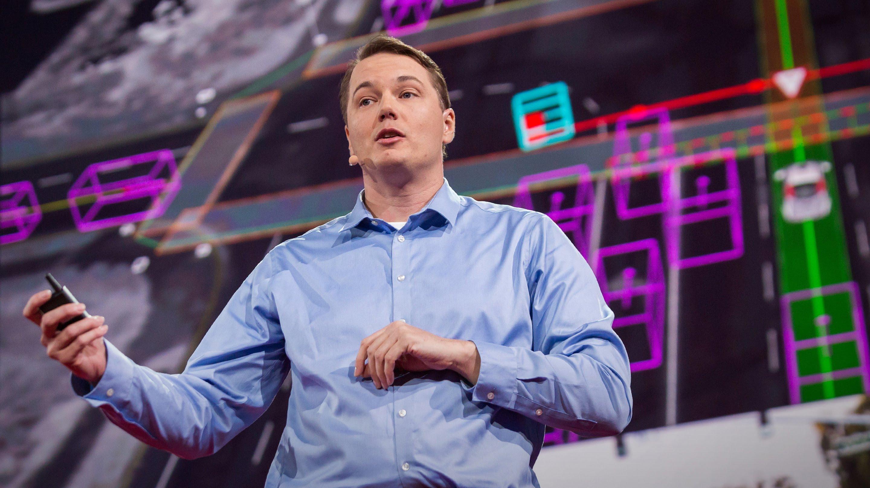Chris Urmson:無人車如何認路?