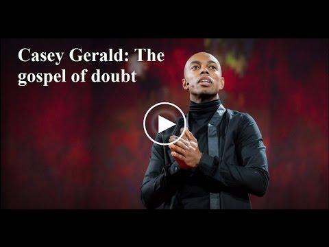 Casey Gerald:信念與懷疑