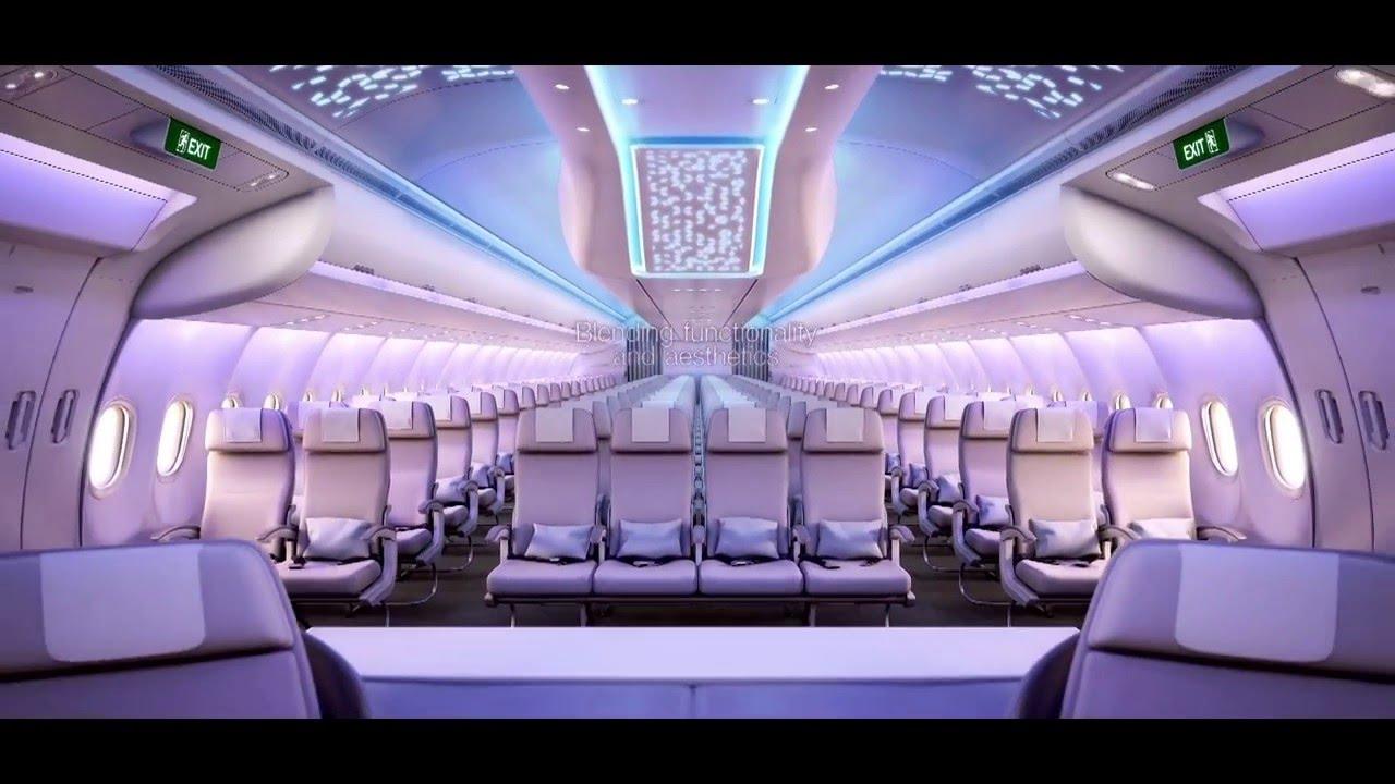 空中巴士 A330neo,顛覆您的飛行體驗!