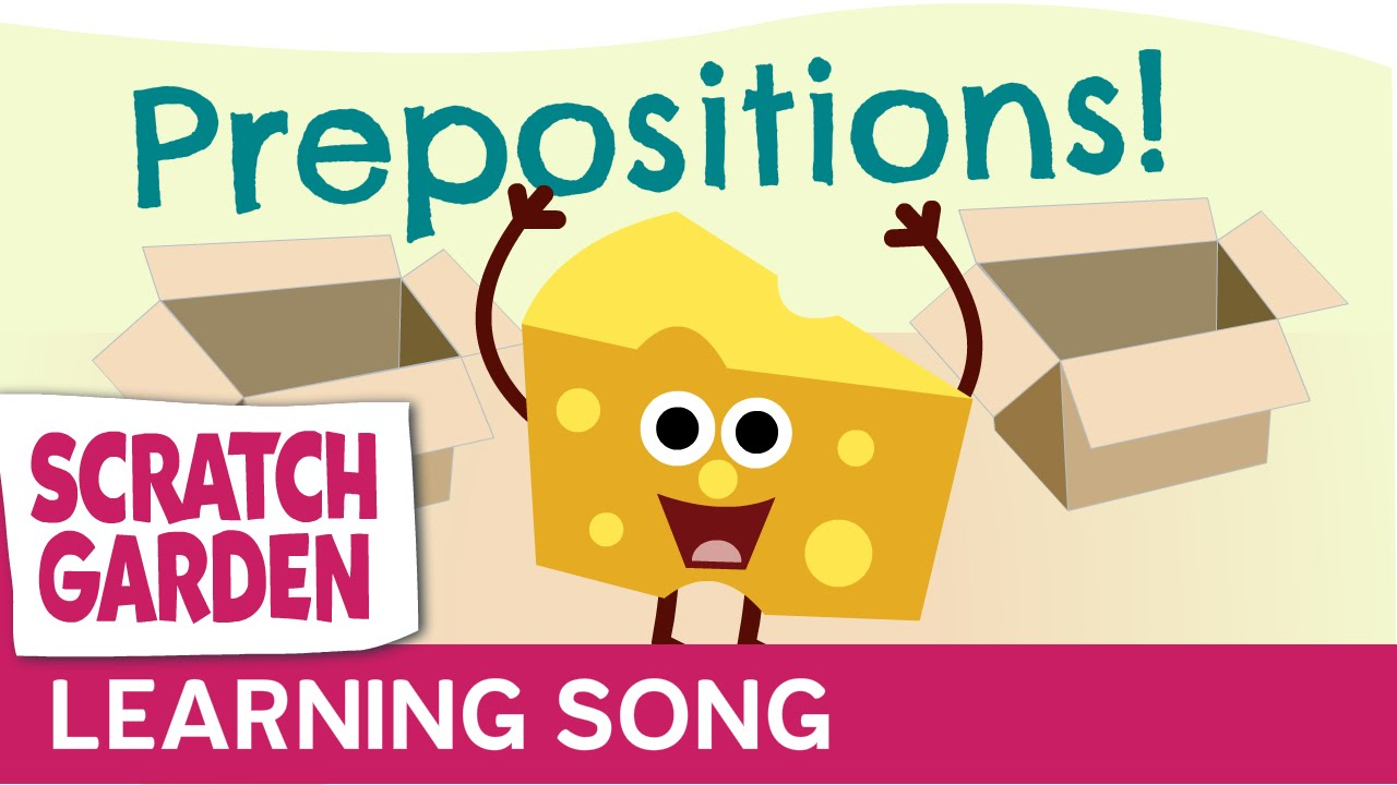 「介係詞之歌」- The Prepositions Song