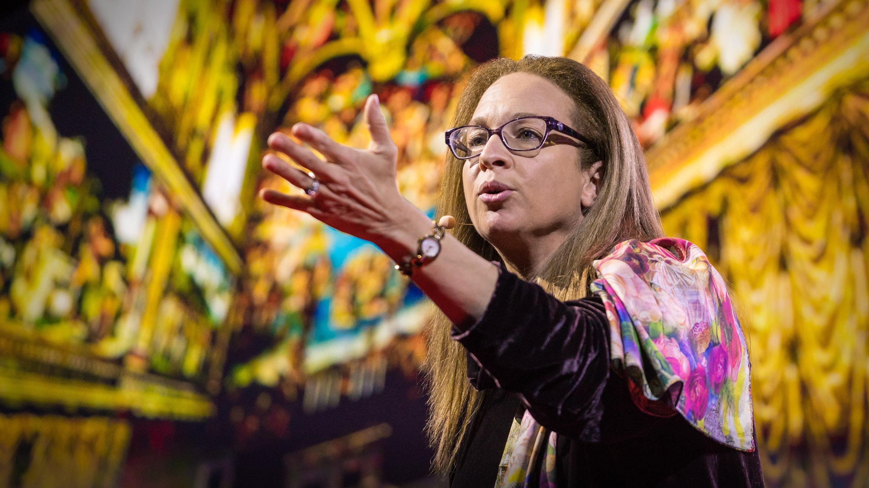 「Elizabeth Lev:你沒聽過的西斯汀教堂故事」- The Unheard Story of the Sistine Chapel