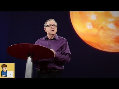 「Stephen Petranek:火星上,人類的生存之道」- Your Kids Might Live on Mars. Here's How They'll Survive