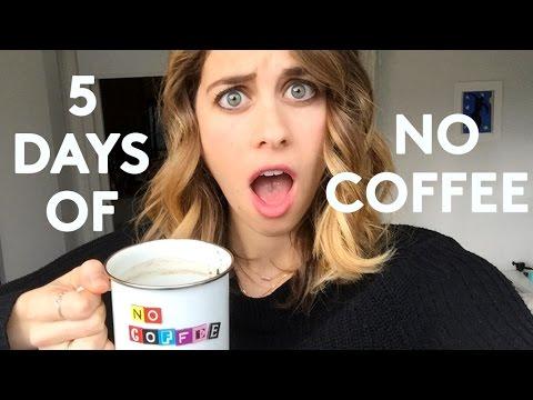 我的五天不喝咖啡日記