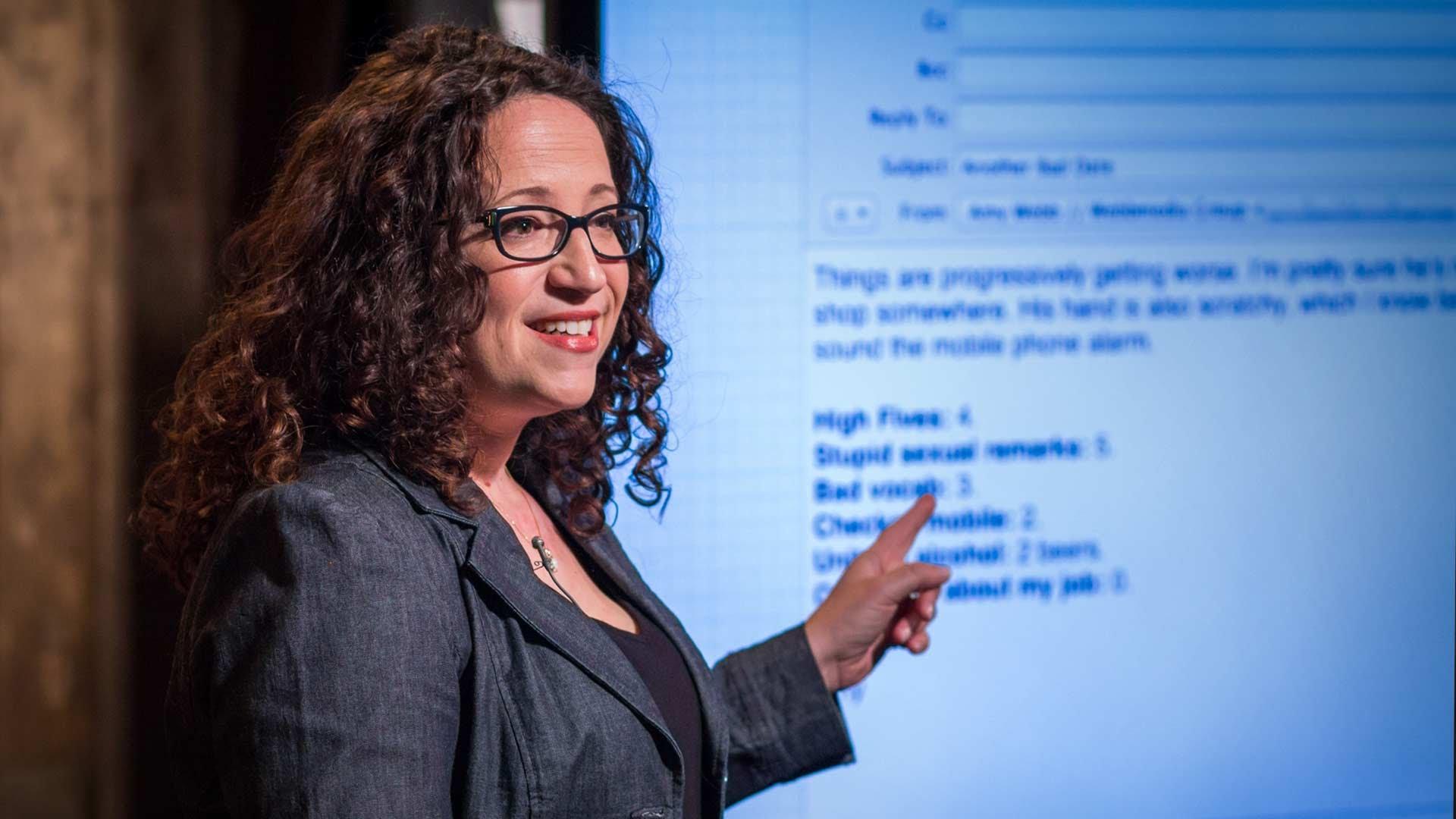 Amy Webb:線上交友駭客