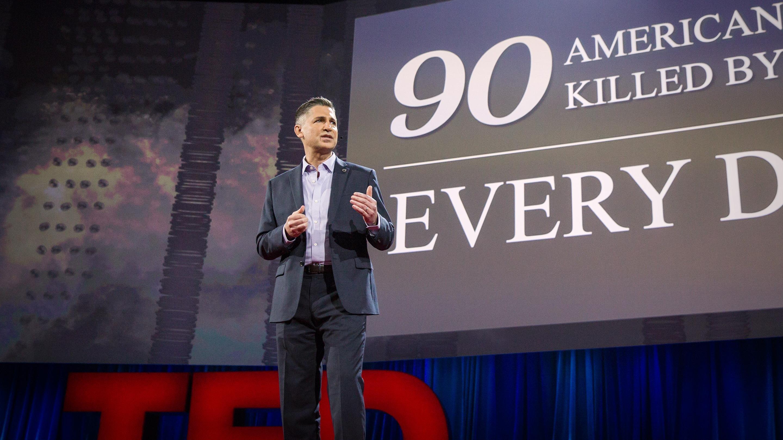 Dan Gross:終止槍械暴力