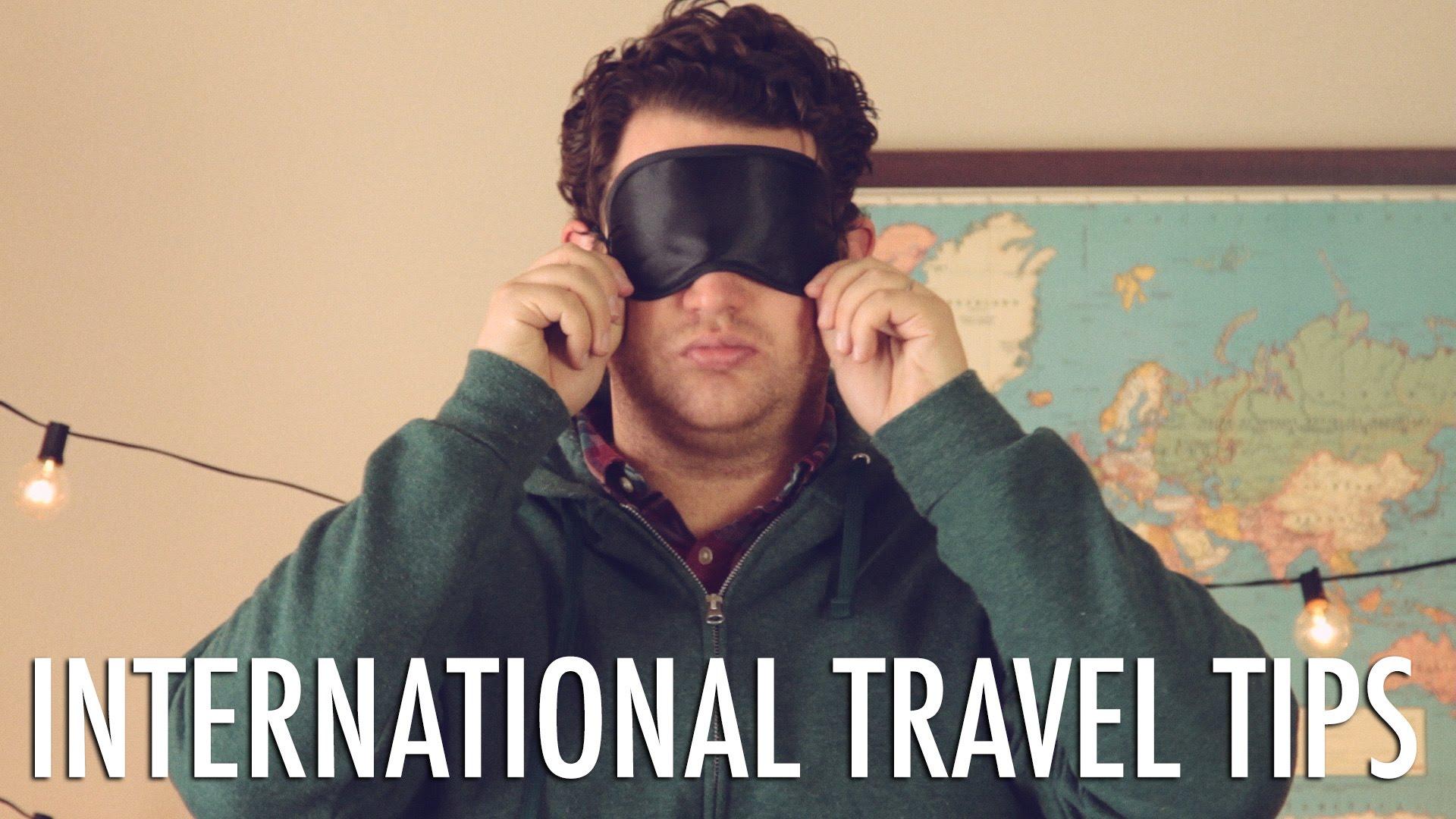 出國好好玩、搭機好麻煩,你需要 PRO 技巧!