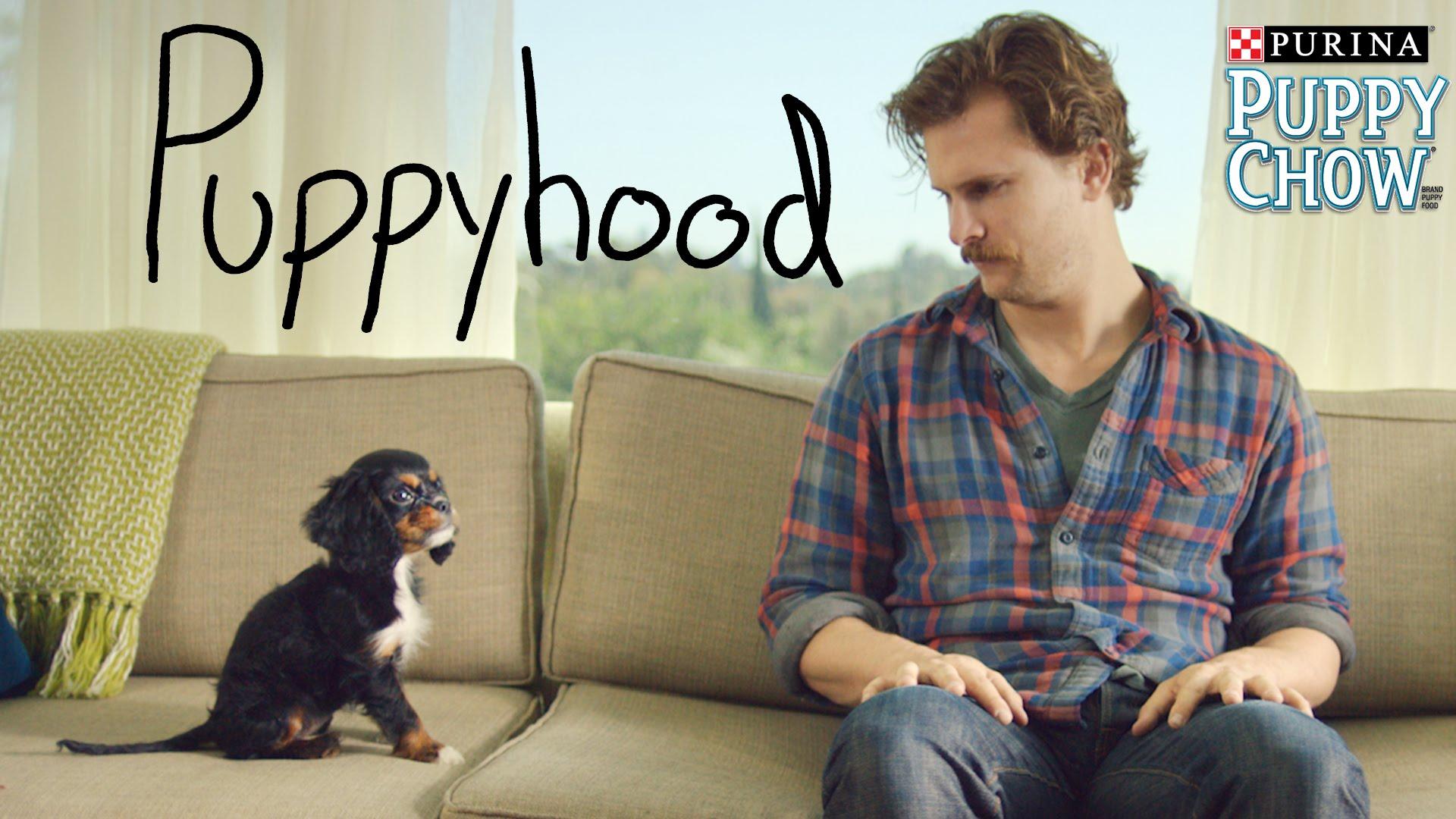 「【超犯規廣告~】我家有隻小小汪星人」- Puppyhood