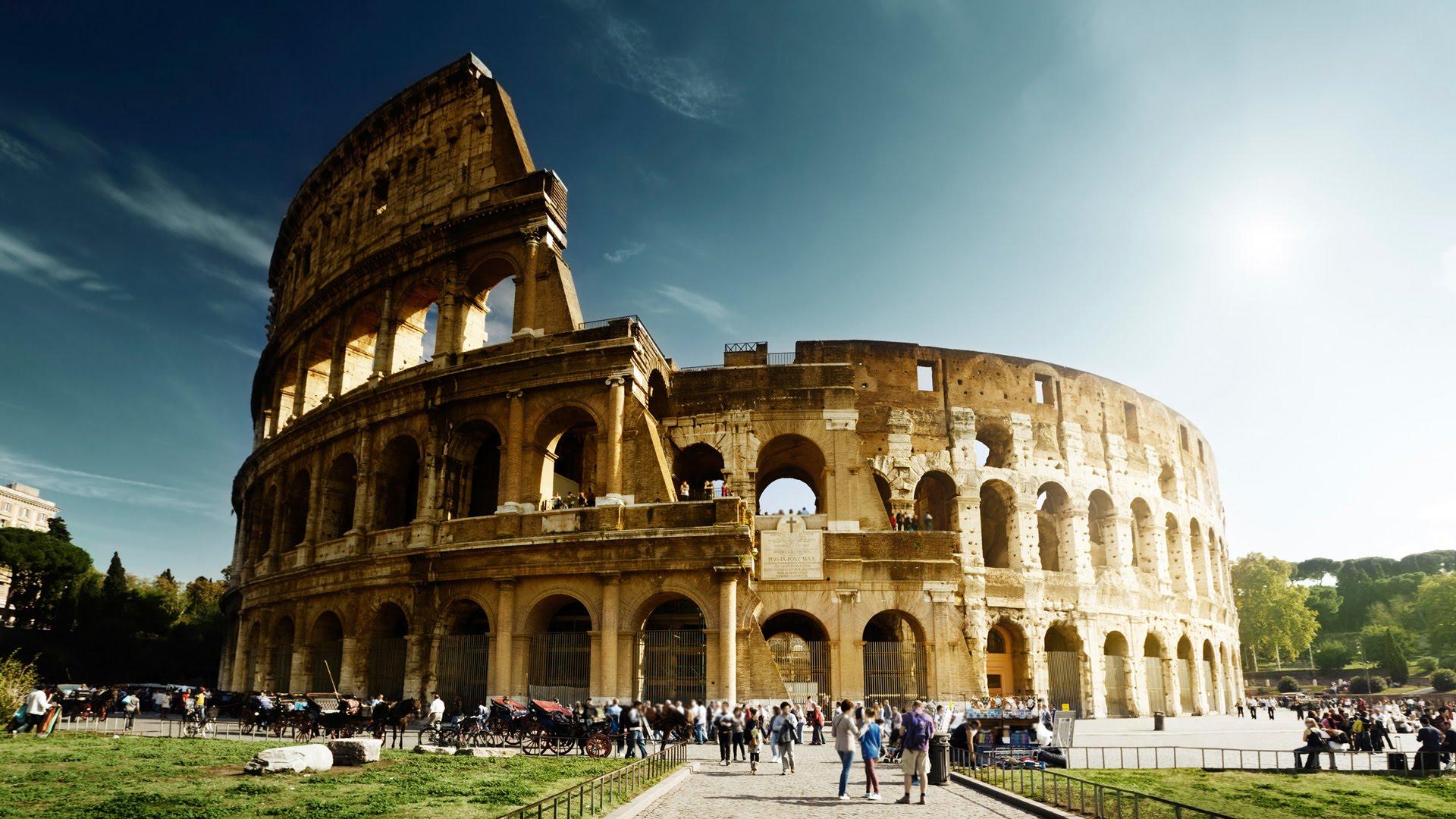 走吧!一起探索羅馬之美