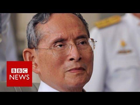 【國際時事】泰皇蒲美蓬逝世,享壽 88 歲