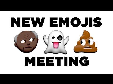 表情符號開會啦!原來 emoji 們有那麼多不能說的秘密