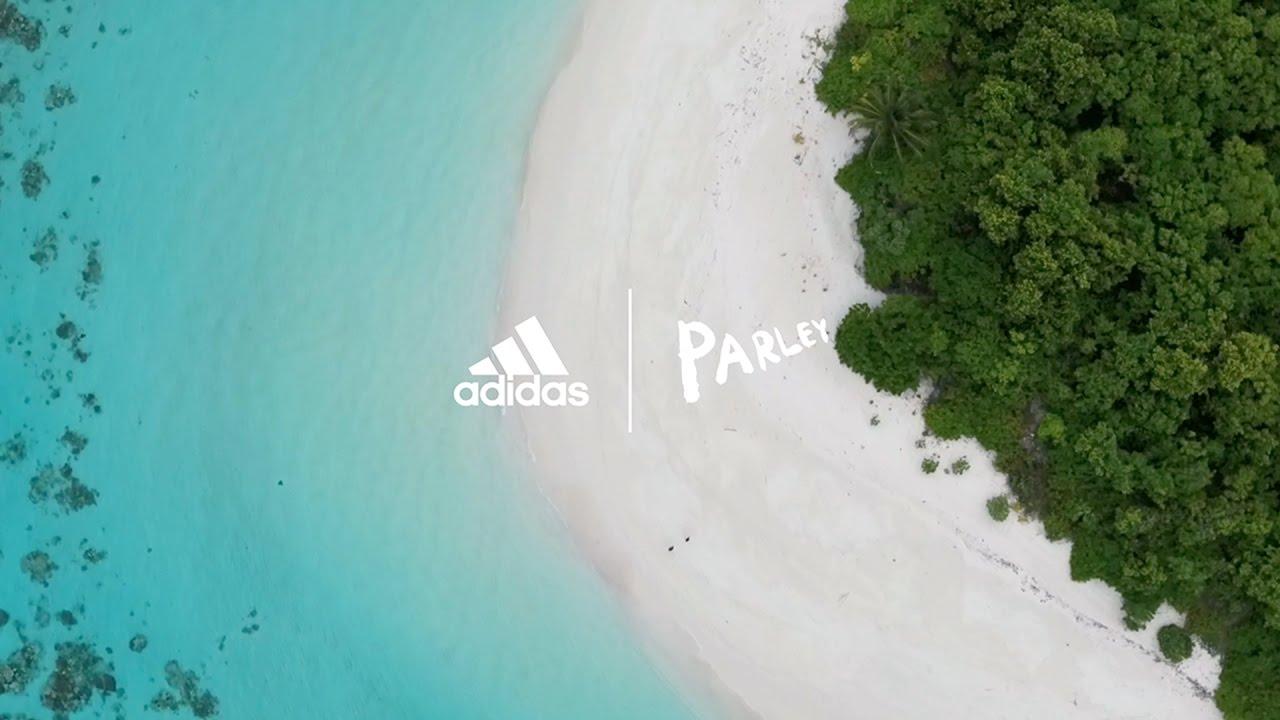 為地球盡一份心力!Adidas 用海洋垃圾打造時尚潮鞋