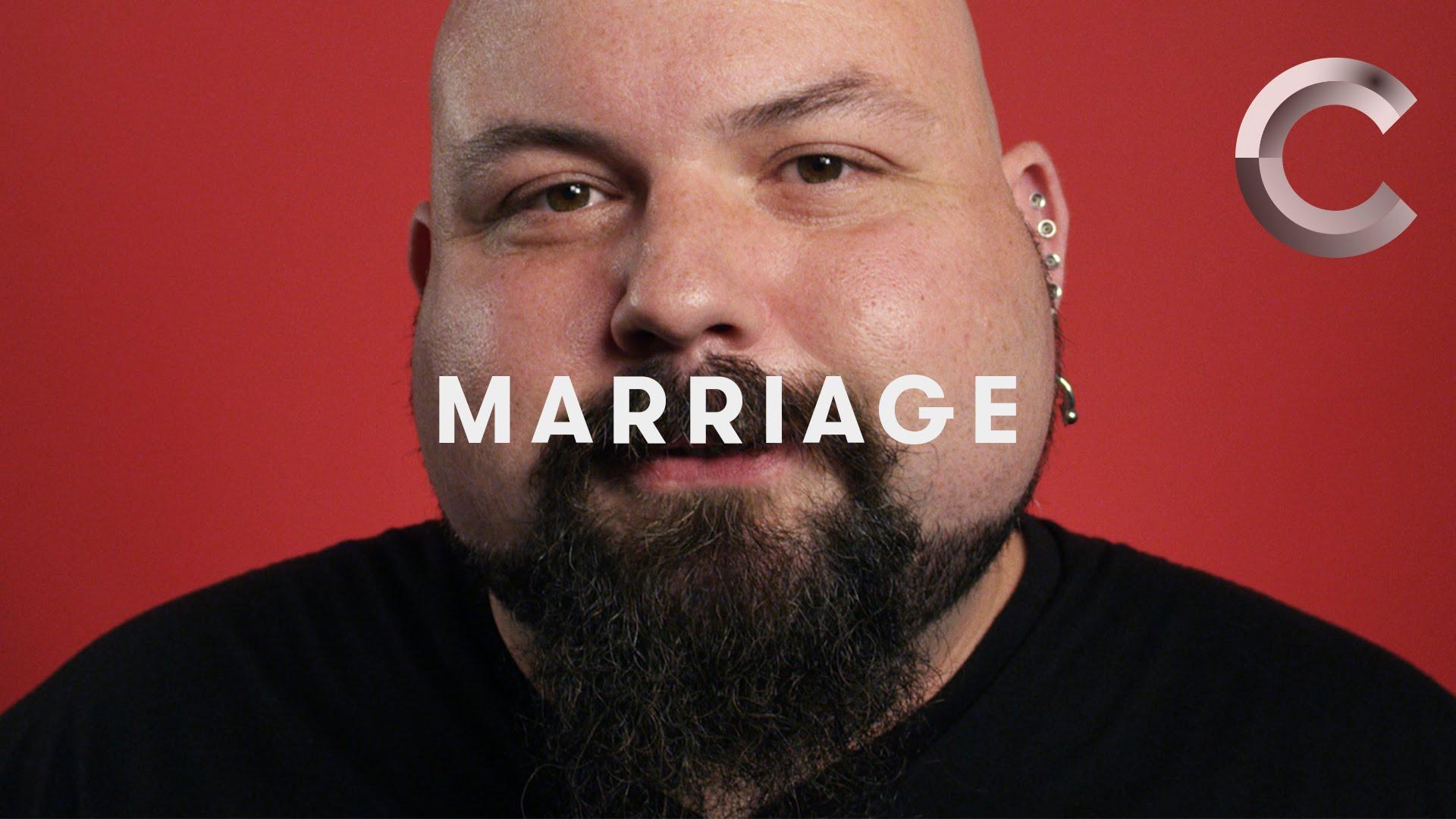 【感人訪談】『婚姻』對你來說是什麼?