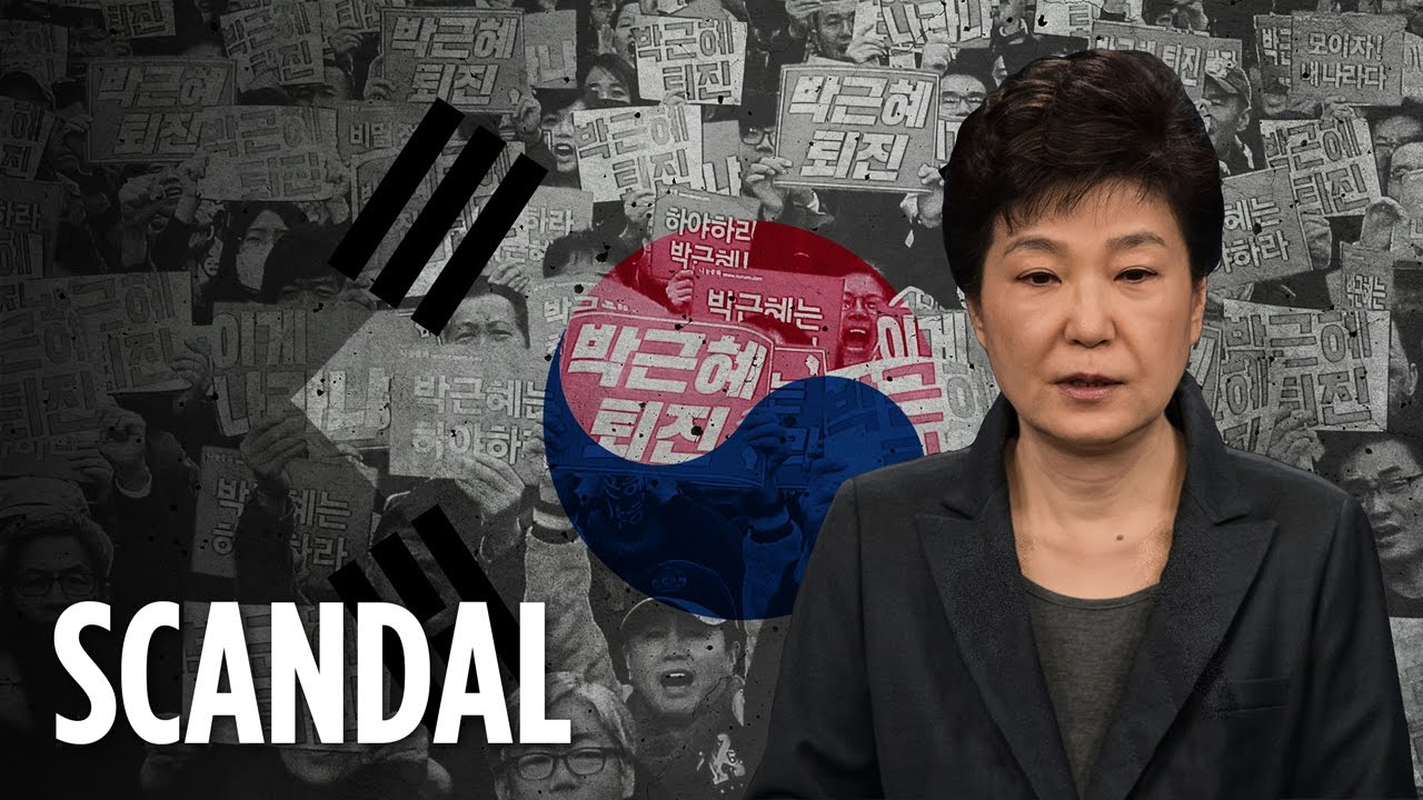 【看時事學英文】三分鐘了解南韓總統朴槿惠的閨密門風暴