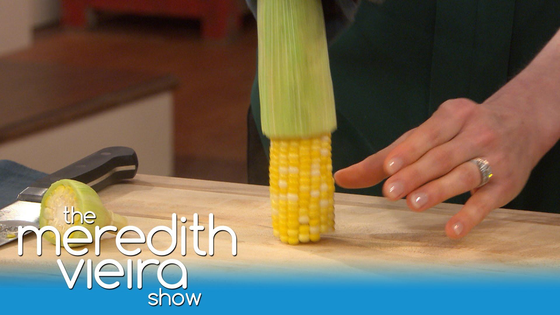 三秒光溜溜!你一定沒想過玉米可以這樣剝