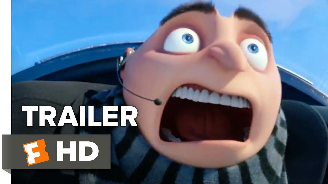 「小小兵回來啦!《神偷奶爸 3》全新預告」- Despicable Me 3