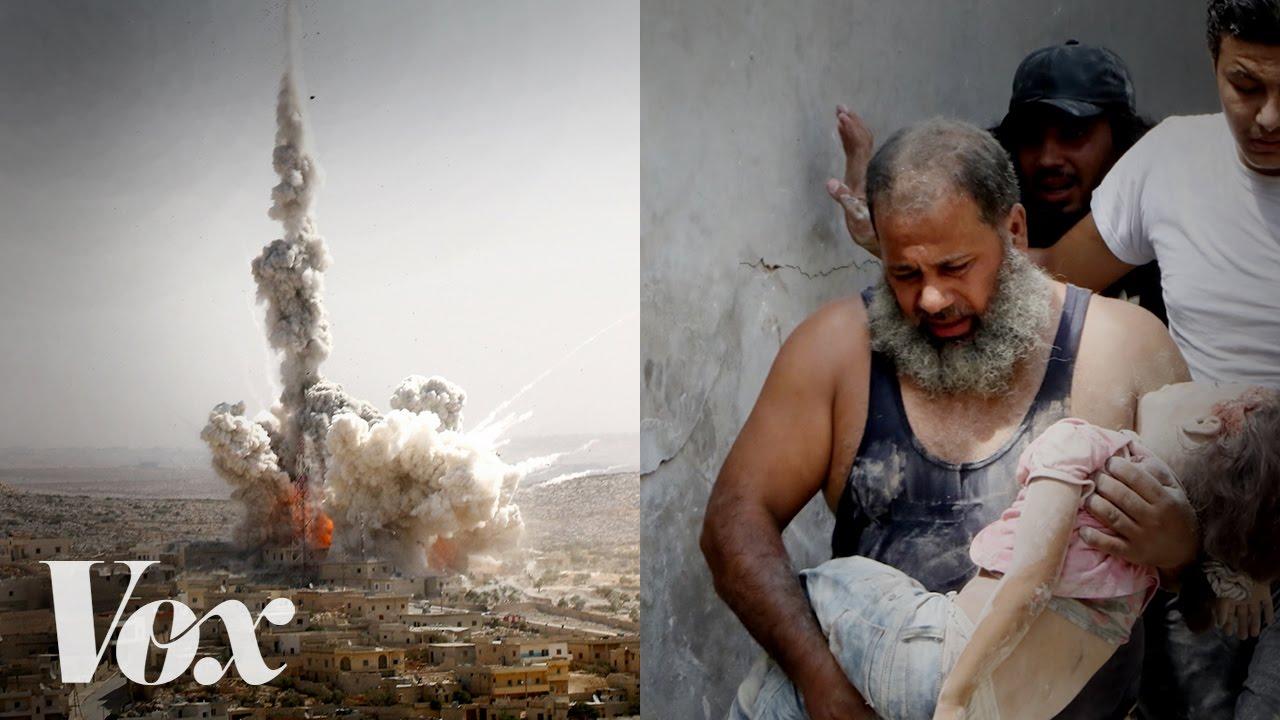 敘利亞內戰悲歌:阿勒坡的淪陷