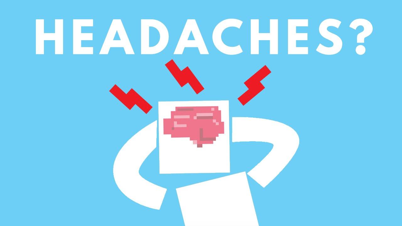 頭痛,真的是『頭』在痛嗎?